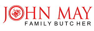 John May Family Butchers Logo
